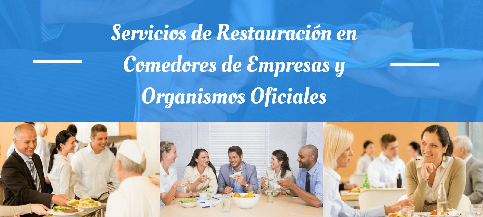 Servicios de hosteler a en madrid y servicios restauraci n - Comedor empresa ...